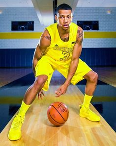 Trey Burke in college