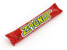 Share for $5 off your purchase of $50 or more!  Zagnut - 1.75 oz bar