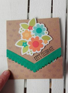 IT'S+YOUR+BIRTHDAY+FOLDED+CARD - Scrapbook.com #birthdaycard #doodlebugdesign #sunnystudio #lawnfawn #clearlybesotted