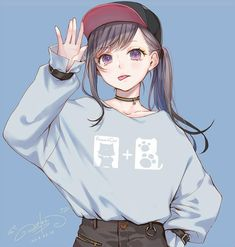 70 Ideas For Beautiful Art Drawings Girls Anime Style