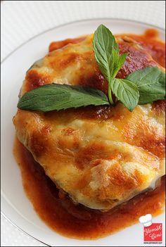 Püreli Patlıcan Kebabı Kebab Meat, Meat Recipes, Eggplant, Yogurt, French Toast, Food And Drink, Dishes, Breakfast, Foods