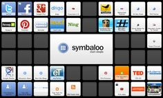 I love Symbaloo as a place to create webmixes for students (to keep them where you want them!) and as a productivity bookmarking tool. Here's a webmix I created for a teacher professional development workshop I did recently.