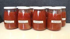Rabarber - Diana's mooie moestuin Chutney, Salsa, Jar, Canning, Fruit, Drinks, Desserts, Diana, Drinking