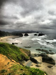 Cannon Beach, OR another gorgeous beach