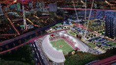 Sacramento Republic FC revela planes para construir un estadio, busca franquicia de expansión de la MLS