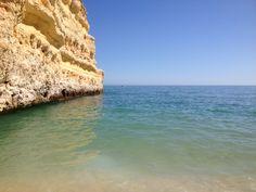 Du bleu et de l'ocre : en Algarve