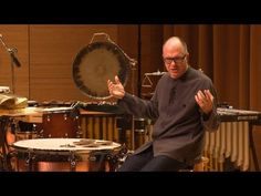 YouTube/On The Bridge. The beginnings of the Contemporary Percussion Music by Steven Schick