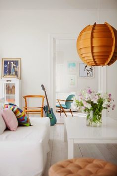 3 living rooms I love and why - Hege in France - looks like spring inside