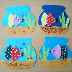 Animal Art Projects For Kids Preschool Crafts For Preschoolers 70 Ideas Kids Crafts, Daycare Crafts, Summer Crafts, Toddler Crafts, Projects For Kids, Craft Projects, Arts And Crafts, Paper Crafts, Craft Ideas