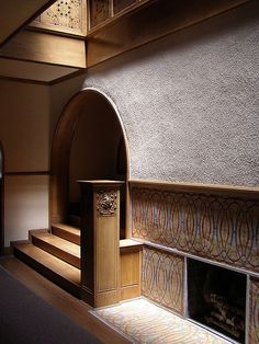James Charnley House/ Charnley-Persky House. Chicago Illinois. Louis Sullivan and Frank Lloyd Wright. 1892