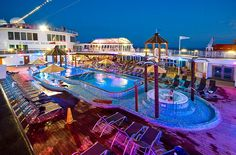 """""""I want to go dancing on the deck of a cruise ship"""" www.thegroovecruise.com"""