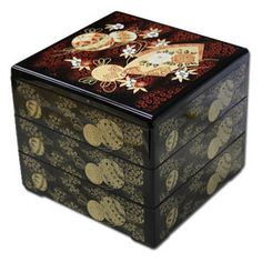 1000 images about jubako japanese food boxes on pinterest food containers food box and. Black Bedroom Furniture Sets. Home Design Ideas