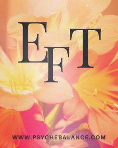 Find balance with EFT Negative Emotions, Together We Can, Achieve Your Goals, Forgiveness, Counseling, It Hurts, Freedom, The Past, How Are You Feeling