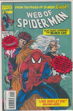 Title: Web Of Spider-Man | Year: 1985 | Publisher: Marvel | Number: 113 | Print: 1 | Type: Regular | TitleId: 11f736ac-5495-40c0-8d49-98b9608736e7