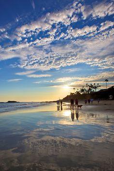 Main Beach, Laguna Beach, California