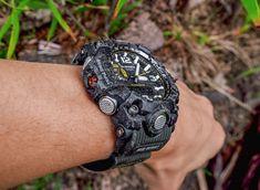 mens watches under 300 Dream Watches, Luxury Watches, Cool Watches, Watches For Men, Men's Watches, G Shock Mudmaster, Tactical Watch, Apple Watch Faces, Ring Watch