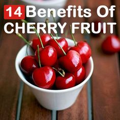 14 Benefits Of Cherry Fruit And Its Nutritional Value: Bad sleep patterns are largely caused due to unbalanced hormones, excess stress and unhealthy habits. Tart cherries contain melatonin, a hormone that induces peaceful sleep. Taking two tablespoons of tart cherry juice before going to bed is as effective as a melatonin supplement in promoting good sleep.