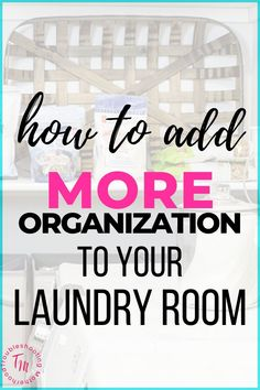 Organization hacks to help you improve your storage space in your laundry room. Practical and useful ides for new storage spaces and help with organization to keep your laundry area clutter free. Whether you have limited space or a large space, there are storage ideas that will help you create a clean, clutter-free laundry room. #landryroomorganization #cleartheclutter #declutterlaundryroom Mudroom Laundry Room, Laundry Area, Laundry Room Organization, Organization Hacks, Organizing, Cube Storage, Storage Spaces, Storage Solutions, Storage Ideas