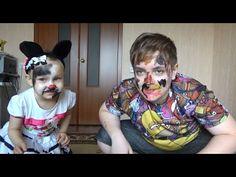 Детский челлендж Кошки и Коты!!! Развлечение для детей Children's challe...