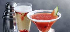Add a touch of sparkle to your festive celebrations with these healthy cocktail recipes. http://www.slimmingworld.com/recipes/ginger-pomegranate-and-champagne-cocktails.aspx