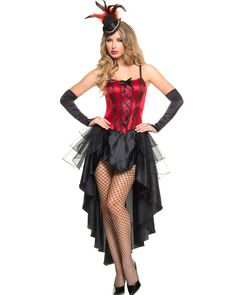 halloween scary women devil costume see more burlesque beauty womens costume
