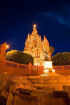Parroquia Catedral, San Miguel de Allende