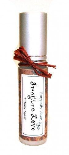 IMAGINE LOVE  Premium SPRAY Perfume  1/3 by DragonflyMoonLotions, $5.00