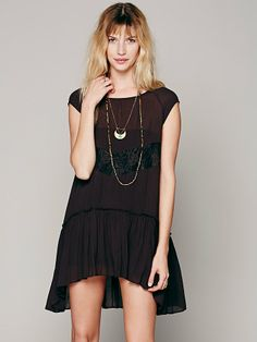 Free People Swing It With Lace Slip, $49.95