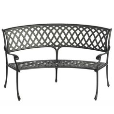 Curved Outdoor Bench Outdoor Garden Benches Hanlonstudios Series
