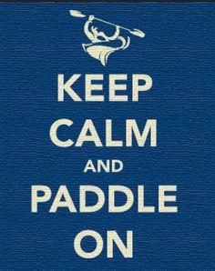 Kayaking <>< serene ><> joyful