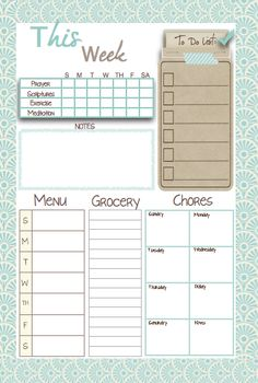 LDS Planners for Mormon Moms. I would think non mormon moms could rearange this and use this as well Agenda Planning, To Do Planner, Blog Planner, Monthly Planner, Planner Pages, Life Planner, College Planner, College Tips, Happy Planner