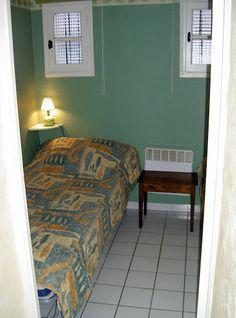 petite chambre 2 lits