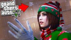GTA 5 Christmas: SANTA GAVE ME $10 Million! Plus Delivering Presents (GT...