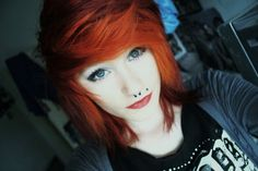 really wish i could pull of this hair color