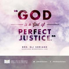 God is a God of perfect justice. Wisdom Bible, Bible Encouragement, Song Words, True Words, Wise Quotes, Qoutes, Bro, Religion, Songs