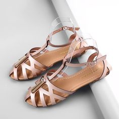 Cheap sandal store, Buy Quality fishing west directly from China sandals  red Suppliers: Women Roman fish mouth flat sandals
