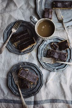 The Wiegands: CHOCOLATE-CARAMEL SHORTBREAD BARS
