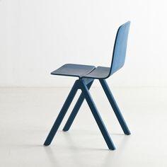 HAY Copenhague Chair Blue