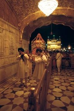 Golden Temple Amritsar India