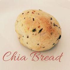Como fazer: Pão de chia (sem glúten, sem lactose, sem ovo e MUITO delícia)