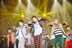 SW V concert SHINee 2016