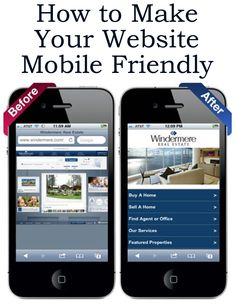 How to Make Your Website Mobile User Friendly http://fiverr.com/chivvy/show-you-how-to-make-your-website-mobile-friendly