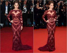 Me estapeia pra ver se eu acordo… Recebi um release com as fotos das porta-vozes da L'Oreal Paris no Festival de Cannes (a L'oreal é patrocinadora ofical do evento há 16 anos) e fiquei sem fôlego quando vi a Cheryl Cole… Tipo… WHAAAAAAAAAAAAT??? O vestido mais lindo que já vi, de Zuhair Murad (coleção de …