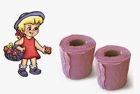 """CLUBE DOS """"ENTAS"""" DE CATANDUVA: Saudade do papel higiênico rosa!"""