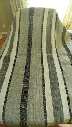 Catalonia reads simple 72 inches wide by 88 inches long. Lit Simple, Weaving, Blanket, Etsy, Fabrics, Swedish Weaving, Brown, Projects, Recipes