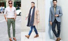 smart casual мужская брендовая одежда