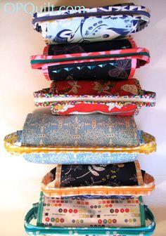 Mini Sew Together Bag instructions