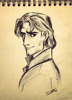 allflynnrider: They just cant get my nose right!by ~shawd