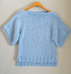 boxy-t-shirt-beginner-sweater-knitting-pattern