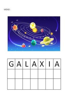 Space Activities, Preschool Learning Activities, Counting By 10, Cosmos, Nasa, Transportation, Homeschool, Universe, Reading